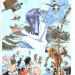 Cartel para La Massana 2006. A Illustration project by Sergio Bleda - 30.08.2017