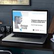 Congreso Internacional a! Diseño. Un projet de Web Design de Arturo Servín - 04.10.2017
