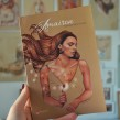 Ilustración de portada e ilustraciones interiores. Un proyecto de Diseño editorial de Elena Pancorbo - 22.08.2017