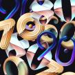 Chrome Generation. Um projeto de Ilustração e Tipografia de DSORDER - 05.10.2017