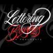 Lettering Brushes para Procreate. Un progetto di Tipografia, Calligrafia , e Lettering di Daniel Hosoya - 09.10.2017