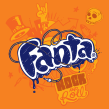 Fanta Edición Especial - Coca Cola Argentina. A Design, Illustration, Packaging, and Lettering project by Diego Giaccone - 01.24.2018