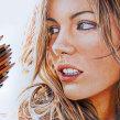 Kate Beckinsale en Lápices de Colores. Un projet de Illustration de Néstor Canavarro - 13.02.2018