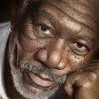 Morgan Freeman en Lápices de Colores. Un projet de Illustration de Néstor Canavarro - 14.02.2018