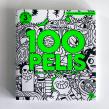 100 PELIS PARA VER Y DARLE AL COCO. Um projeto de Design, Ilustração, Design de personagens, Design editorial e Cinema de Juan Díaz-Faes - 05.03.2018