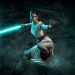 Rey . A Illustration, VFX, and Photo retouching project by Mario Olvera - 03.09.2018