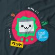Diseños para camisetas. Um projeto de Ilustração, Design de personagens, Design de produtos e Ilustração vetorial de Estudio Kudasai - 01.04.2018