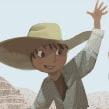 Niño y burrito. Um projeto de Ilustração de Teresa Martínez - 03.04.2018