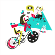 Animation - Ventana Sur + Annecy / Incaa. Un projet de Animation de Flor Kohan - 26.11.2017