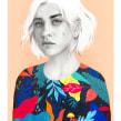 Mexico. A Illustration und Porträtillustration project by Beatriz Ramo (Naranjalidad) - 15.01.2018