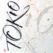 Proyecto del curso: Caligrafía con tiralíneas. Un projet de Design , Artisanat, Beaux Arts, T, pographie, Calligraphie , et Dessin de Silvia Cordero Vega - 09.07.2018