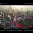 Layout demo reel. Un proyecto de 3D, Cine y VFX de Carolina Jiménez García - 18.07.2018