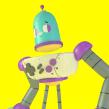 Mr. Roboto. A 3-D-Animation project by Yimbo Escárrega - 26.08.2018