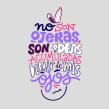 Ojeras. Un proyecto de Ilustración y Lettering de Typewear - 13.09.2018