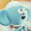 Momo Planet. A 3D, Animation, Character animation, 3D Animation, and 3D Character Design project by Zigor Samaniego - 10.04.2018
