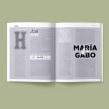 Revista Tierra Adentro (2017). Un projet de Illustration, Direction artistique , et Conception éditoriale de Javier Alcaraz - 01.03.2017