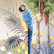 Brasilia Mural. Un proyecto de Ilustración, Bellas Artes y Pintura de Lucila Dominguez - 16.10.2018