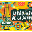 Cerveza Indio . A Illustration, and Advertising project by Ely Ely Ilustra - 10.19.2018