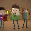 "NICKELODEON ""THE MASSIVELY MIXED-UP MIDDLE SCHOOL MYSTERY"". Un proyecto de 3D de Javier Leon - 23.10.2018"