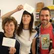 Demo Print en la Galería Cromo de la mano de Le Timbre. Um projeto de Estampagem de Print Workers Barcelona - 24.10.2018