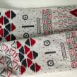 Estola Diaguita. Um projeto de Design, Artesanato e Bordado de Elidé Rangel Soto - 12.11.2018
