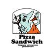 Tony Delfino X PizzaSandwich. Un projet de Illustration de Iván Mayorquín - 14.10.2018
