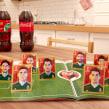 Coca Cola / PANINI / RUSSIA 2018 / Klint & Photo. Um projeto de Animação de Gerardo Montiel Klint - 01.06.2018