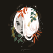 Lalo. A Illustration, Digital illustration, and Portrait illustration project by Beatriz Ramo (Naranjalidad) - 01.28.2019