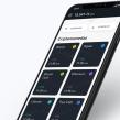 Bitso –Nueva app. Um projeto de Design de produtos e UI / UX de 23 Design - 10.12.2018