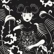 Universos (Serigrafía). Un progetto di Illustrazione , e Serigrafia di Violeta Hernández - 23.08.2018