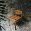 Silla Báaxal.. Un proyecto de Arquitectura interior y Diseño de muebles de Christian Pacheco Quijano - 10.02.2019