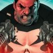 Punisher , MARVEL. Um projeto de Comic de Ariel Olivetti - 11.02.2003