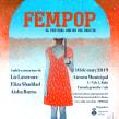 Cartel Fempop Día Internacional de la Mujer. A Illustration, Grafikdesign und Plakatdesign project by Oscar Giménez - 13.02.2019