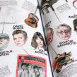Milk X Magazine (Hong Kong). Un proyecto de Ilustración, Diseño de personajes, Diseño gráfico y Pintura a la acuarela de Carlos Rodríguez Casado - 13.02.2019