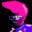 Adult Swim -  Tropical Cop Tales. Un proyecto de Ilustración, Motion Graphics, Cine, vídeo, televisión, Animación, Dirección de arte, Animación de personajes y Animación 2D de Numecaniq - 15.01.2019