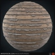 Wood Lath - Substance Designer. A 3D, and Video game project by Angel Fernandes - 12.16.2018