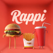 RAPPI. A 3D, Character Design, Character animation, 3D Animation, and 3D Character Design project by Buda.tv - 02.19.2019