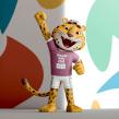 PANDI – BUENOSAIRES 2018. Un proyecto de 3D, Dirección de arte, Animación de personajes, Animación 3D, Creatividad y Diseño de personajes 3D de Buda.tv - 19.02.2019
