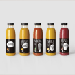 Romantics Packaging. Un progetto di Design, Illustrazione, Pubblicità, Direzione artistica, Graphic Design , e Packaging di Mercedes Valgañón - 30.04.2013