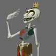 Elixir. Un proyecto de Diseño, Ilustración, Dirección de arte, Diseño de personajes, Animación de personajes, Animación 2D, Dibujo, Videojuegos y Concept Art de Jean Fraisse - 12.03.2018