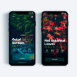 UI Design Collection 3. A UI / UX, Interactive Design, and Web Design project by Christian Vizcarra - 02.28.2019