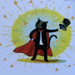 La misteriosa desaparición del señor Tomás. Um projeto de Ilustração, Design editorial, Escrita e Criatividade de Natalia Méndez - 19.03.2019