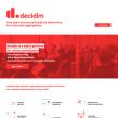 Sitio web de Decidim.org. Un progetto di Sviluppo Web , e Web Design di Javier Usobiaga Ferrer - 28.10.2018