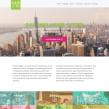 Sitio web c40 Inclusive Cities. Un progetto di Sviluppo Web , e Web Design di Javier Usobiaga Ferrer - 28.03.2019
