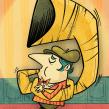 Ragtime Tuba Time. Un projet de Illustration, Character Design et Illustration numérique de Ed Vill - 05.04.2019
