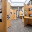 Museografía para la exposición Teo Hernández: Estallar las apariencias en el Centro de la imagen.. Un projet de Architecture de Isabel Martínez - 01.04.2018
