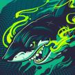 Decathlon Swimsuits. Un projet de St, lisme, Illustration jeunesse et Illustration vectorielle de Juan Villamil - 07.04.2019