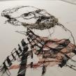Vendedor de libros . A Embroider project by Bugambilo - 04.15.2019