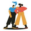 Varios - ilustración y animación. A Illustration, Animation, and 2D Animation project by Holke 79 - 04.15.2019