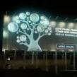 UTEC - Panel Purificador de Aire / UTEC - Air Purifying Billboard. Um projeto de Publicidade, Direção de arte, Design industrial, Arquitetura de interiores, Marketing, Cop, writing, Señalética, Criatividade e Marketing digital de Renato Farfán Basauri - 04.03.2014